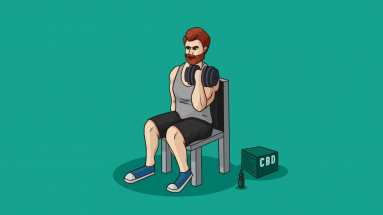 cbd for building muscle